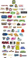 Kids TV library of shows 1996-2012 by OBRK