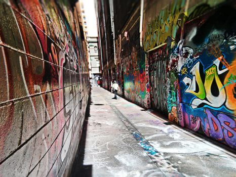 Colorfull Street Tags by jyOz