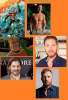 Aquaman Fan Cast by MexPirateRed