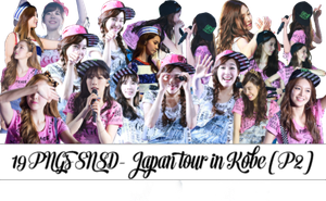 19 PNGs SNSD - Japan tour in Kobe [P2] by huyetniufire