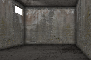 Empty Room PNG by christian3400