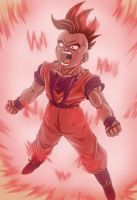 kaioken by DBZAlternative