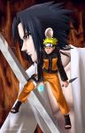 Lost - Naruto and Sasuke by Adyon