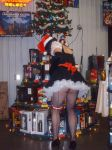 Santa's Little French Maid 5 by doctorderanged