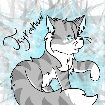 jayfeather for map by Fancygirl157