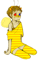 Day Three- Sollux by Fuocofuu