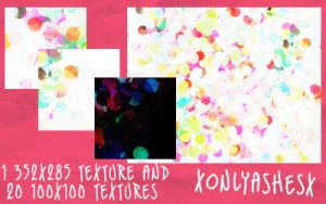 Texture Set 7 by xonlyashesx