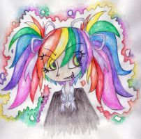 That Crazy Rainbow Girl by lucas420