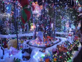 Cave of Christmas Wonders by BrendanR85