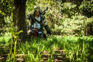AC III - Connor Kenway - Give us Liberty by JO-Cosplay