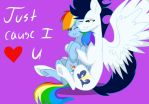 Just 'Cause by colorstirke