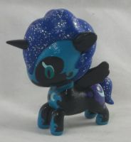 Unicorno Nightmare Moon by Gryphyn-Bloodheart