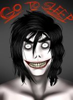 Jeff The Killer by Cherry-Chucklefuck