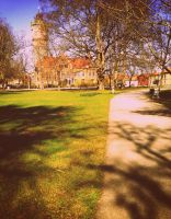 Park in sweden by b1tchplea5e