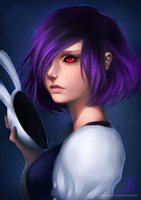 Touka : Re by meekowdesigns
