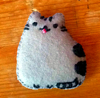 Pusheen Plush by Evilehope