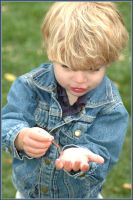 the joy of a boy and his worm by Cmac13