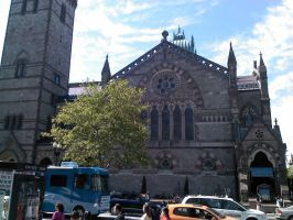 Copley Square by Brushogen