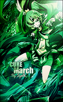 Cure March Tag by Synthasion