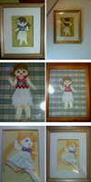 paper dolls by Child-Of-Neglect