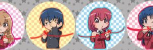 ToraDora Collection by Onirin