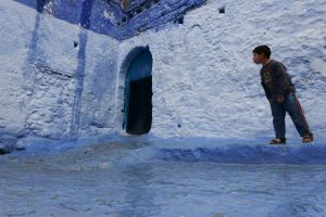 Postcard from Chefchaouen 06 by JACAC