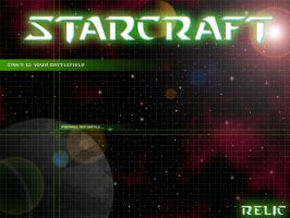 Starcraft by relic-