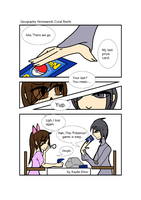Geo_Comic2012 --- Pg1 by atlas-rabbit
