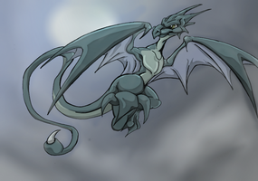 Wyvern by nuvalo