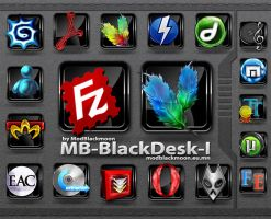 MB-BlackDesk-I by modblackmoon