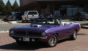 HEMI Convertible by KyleAndTheClassics