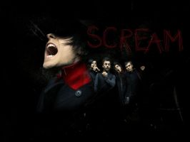 Scream by Cufla