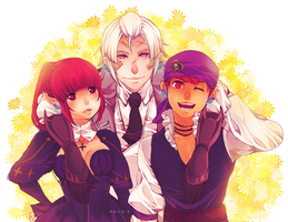 Dragon Nest : New Comrades by Neire-X