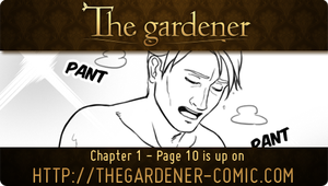 The gardener - CH01P10 by Marc-G