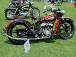 1939 Indian Sport Scout 45 CI by Partywave
