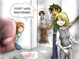 ITL:: Don't Have Nightmares by Inonibird