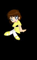 Cute and yellow by cartoongirl211