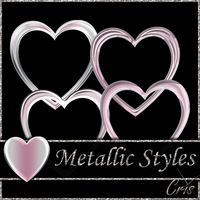 Cris Metallic Styles A by only1crisana
