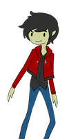 Marshall Lee by SakuraYagami
