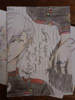 Owari no Seraph - Guren and Shinya by ChibiakaSayu
