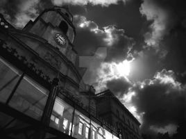 Worcester Black and White by Snaptheshot89