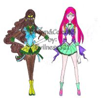 :WC: Sailor Winx Part 2 by Evilness321