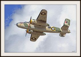B-25 Killer B by OpticaLLightspeed