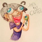 HE'S SO CUTE! by singingaboutthesnow