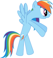 Explainbow Dash by PsychoanalyticBrony