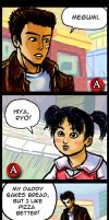 GSW Comic 08 - Shenmue by PersonaSama