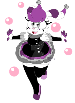 Bells The Bunny by ViscerotonicTSF