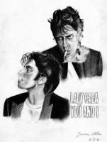 Jo Calderone by LoveGagaRedAndBlue