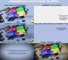 COMPOSITING INFOGRAPHIC by xQUATROx