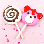 Gaius Lollipop Charms by Comsical